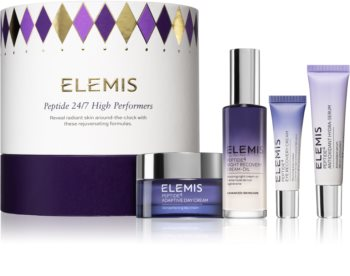 Elemis Advanced Skincare Peptide 24/7 High Performers Cosmetic Set for Women