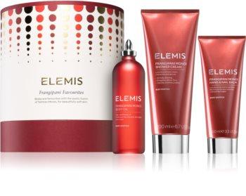 Elemis Body Exotics Frangipani Favourites kosmetická sada pro ženy