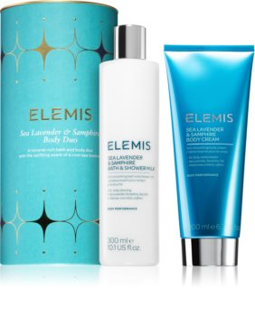 Elemis Body Performance Sea Lavender & Samphire Body Duo Cosmetic Set for Women