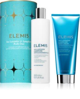 Elemis Body Performance Sea Lavender & Samphire Body Duo kozmetika szett hölgyeknek