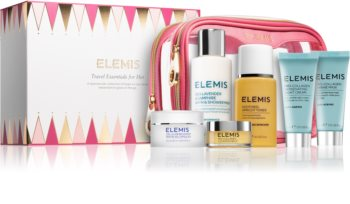 Elemis Travel Essentials for Her Cosmetic Set for Women