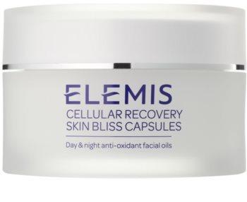 Elemis Advanced Skincare olio antiossidante giorno e notte viso in capsule