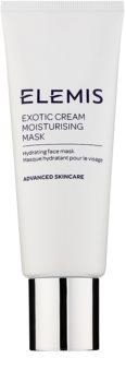 Elemis Advanced Skincare Exotic Cream Moisturising Mask hydratační a vyživující maska pro dehydratovanou suchou pleť