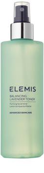 Elemis Advanced Skincare Balancing Lavender Toner tónico de limpeza para pele mista