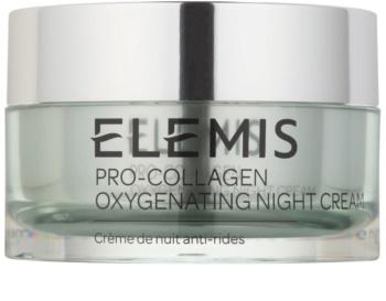 Elemis Anti-Ageing Pro-Collagen creme de noite antirrugas