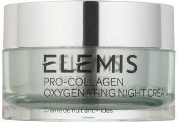 Elemis Anti-Ageing Pro-Collagen nočna krema proti gubam