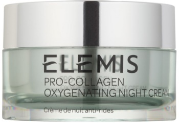 Elemis Pro-Collagen Oxygenating Night Cream nočna krema proti gubam