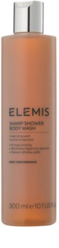 Elemis Body Performance Sharp Shower Body Wash docciaschiuma  rivitalizzante