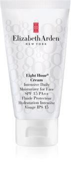 Elizabeth Arden Eight Hour Intensive Daily Moisturizer For Face дневен хидратиращ крем  за всички типове кожа на лицето