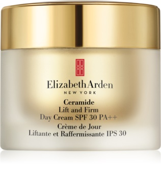 Elizabeth Arden Ceramide Plump Perfect Ultra Lift and Firm Moisture Cream cremă hidratantă cu efect lifting