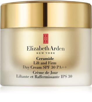 Elizabeth Arden Ceramide Plump Perfect Ultra Lift and Firm Moisture Cream хидратиращ крем  с лифтинг ефект