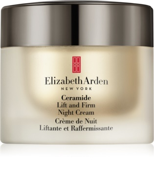 Elizabeth Arden Ceramide Lift and Firm Night Cream crème de nuit