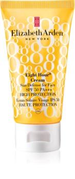 Elizabeth Arden Eight Hour Cream Sun Defense For Face opaľovací krém na tvár SPF 50