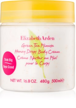 Elizabeth Arden Green Tea Mimosa Honey Drops Body Cream Body Cream for Women