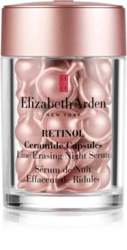 Elizabeth Arden Ceramide Retinol Capsules noční pleťové sérum v kapslích