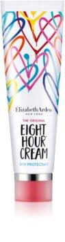 Elizabeth Arden Eight Hour Cream Skin Protectant x Love Heals creme protetor e hidratante