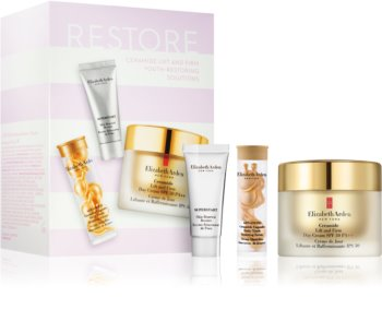 Elizabeth Arden Ceramide Lift and Firm Youth-Restoring Solutions kozmetički set II. (za pomlađivanje lica) za žene
