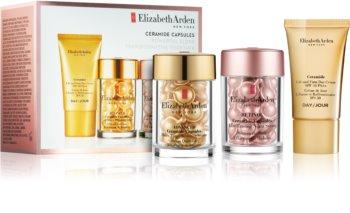 Elizabeth Arden Ceramide Capsules kozmetični set I. (za učvrstitev obraza) za ženske