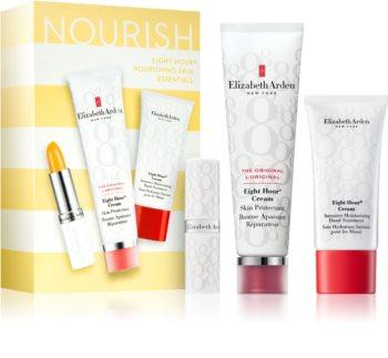 Elizabeth Arden Eight Hour Nourishing Skin Essentials coffret cosmétique III. (protection de la peau) pour femme