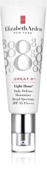 Elizabeth Arden Eight Hour Great 8 Daily Defense Moisturizer hydratisierende Schutzcreme SPF 35