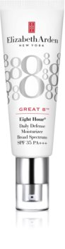 Elizabeth Arden Eight Hour Great 8 Daily Defense Moisturizer loțiune protectoare hidratantă SPF 35