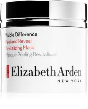 Elizabeth Arden Visible Difference Peel & Reveal Revitalizing Mask hámlasztó peelinges revitalizáló maszk