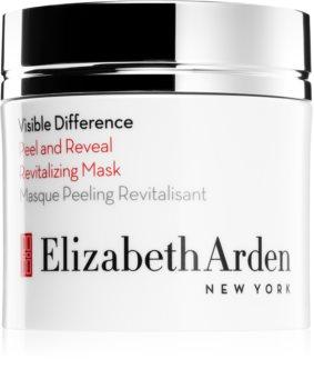 Elizabeth Arden Visible Difference Peel & Reveal Revitalizing Mask zlupovacia peelingová maska s revitalizačným účinkom