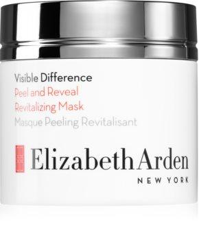 Elizabeth Arden Visible Difference Peel & Reveal Revitalizing Mask отлепваща пилинг маска с ревитализиращ ефект