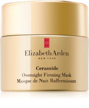 Elizabeth Arden Ceramide Overnight Firming Mask noční zpevňující krém/maska