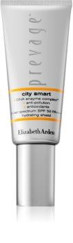 Elizabeth Arden Prevage City Smart Broad Spectrum SPF 50 Hydrating Shield crema hidratanta de zi cu protectie solara SPF 50