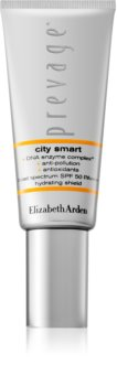 Elizabeth Arden Prevage City Smart Broad Spectrum SPF 50 Hydrating Shield crème de jour hydratante et protectrice SPF 50