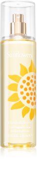 Elizabeth Arden Sunflowers Fine Fragrance Mist água refrescante para mulheres