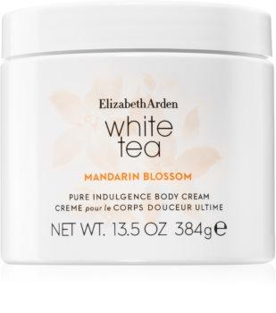 Elizabeth Arden White Tea Mandarin Blossom Pure Indulgence Body Cream crema de corp