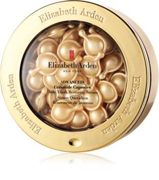 Elizabeth Arden Ceramide Advanced Capsules Serum für das Gesicht in Kapselform