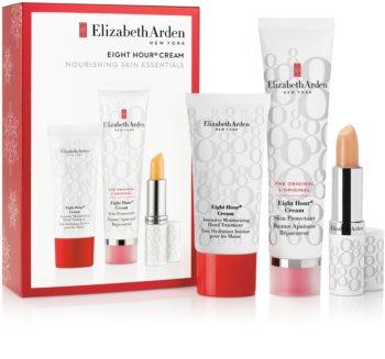 Elizabeth Arden Eight Hour Nourishing Skin Essentials kozmetika szett V. (a táplálásért és hidratálásért)