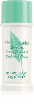 Elizabeth Arden Green Tea Cream Deodorant Αποσμητικό roll-on για γυναίκες