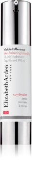 Elizabeth Arden Visible Difference Skin Balancing Lotion hydratisierendes Fluid LSF 15