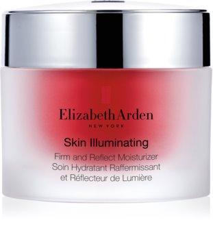 Elizabeth Arden Skin Illuminating Firm and Reflect Moisturizer Brightening and Moisturizing Cream