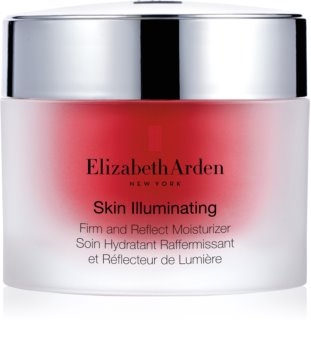 Elizabeth Arden Skin Illuminating Firm and Reflect Moisturizer crema illuminante e idratante