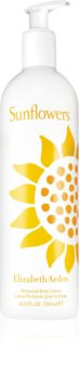 Elizabeth Arden Sunflowers Perfumed Body Lotion leite corporal para mulheres