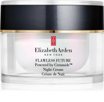 Elizabeth Arden Flawless Future Night Cream creme hidratante de noite com ceramides