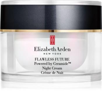 Elizabeth Arden Flawless Future Night Cream nawilżający krem na noc z ceramidami