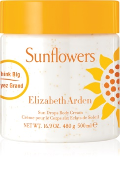 elizabeth arden sunflowers perfumed body lotion 500 ml