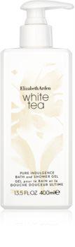 Elizabeth Arden White Tea Pure Indulgence Bath and Shower Gel gel de duche para mulheres