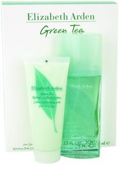 Elizabeth Arden Green Tea coffret X. para mulheres