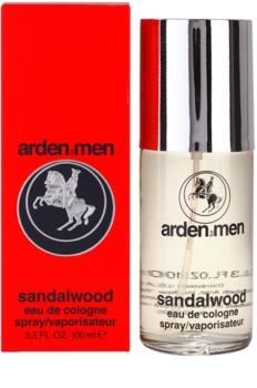 Elizabeth Arden Sandalwood Eau de Cologne para homens 100 ml