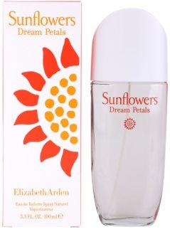 Elizabeth Arden Sunflowers Dream Petals Eau de Toilette voor Vrouwen