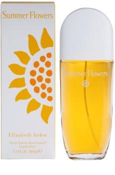 Elizabeth Arden Summer Flowers eau de toilette para mujer 100 ml