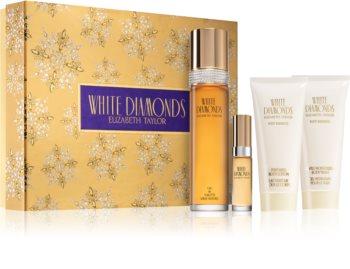 Elizabeth Taylor White Diamonds zestaw upominkowy (dla kobiet)