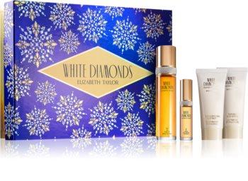 Elizabeth Taylor White Diamonds подаръчен комплект VI. за жени